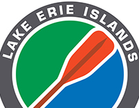 Lake Erie Islands Water Trails Brand Identity System