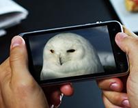HTC EVO 3D in White - iSpy Campaign