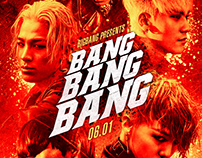 BIGBANG MADE SERIES [A] 'BANG BANG BANG'