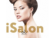 iSalon. CRM system for beauty industry