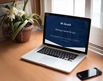 McGrath | Website Re-Design Concept