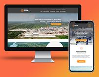 Site Institucional GNA