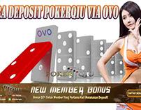 Cara Deposit pokerqiu Via Ovo