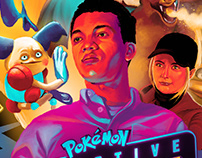 Pokemon: Detective Pikachu - Alternate Movie Poster
