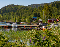 Docksta, Sweden