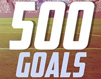 500 goals messi