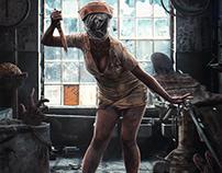 Horror: Silent Hill, Michael Myers, Freddy Krueger
