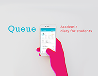 Queue - Mobile Application for students