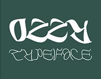 Ozzy Typeface