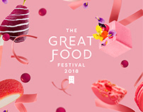 The Great Food Festival 2018