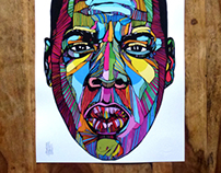 A3 // LIMITED EDITION PRINTS // 2012