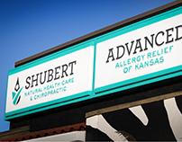 Shubert Branding & Signage