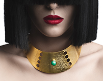 """Campaign for Tao Company's new collection """"Turandot"""""""