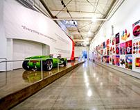 Mattel Design Center