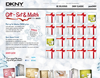 DKNY Christmas Campaign 2011
