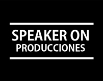 Speaker On Producciones / Mexicali, Bc