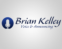 Brian Kelley Voice and Announcing