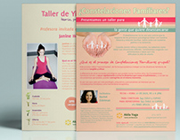 Yoga Flyer Collection