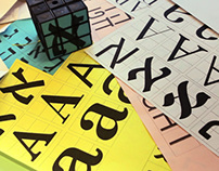 Typo-Cubes