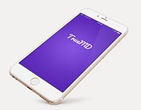 TrueMD iOS UI