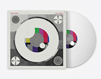 "Zebrassieres – ""I am a Human"" LP"