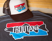 Troutana Merch Design