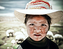 Portraits Peruvians