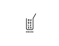 BUBBLE HOUSE : Bubble Tea branding identity
