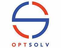 OptSolv Logo and Website Design
