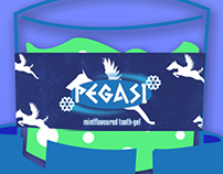 Pegasi - Mint Flavoured Flouride Gel