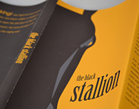 The Black Stallion Book Jacket