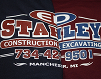 Print Work, Shirt Design