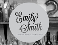 Emily Smith Design Portfolio 2012