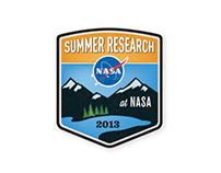 NASA Summer Research Logo