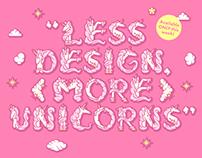 Magical Unicorn Neue Pro - free color font