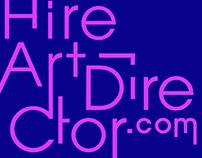 HireArtDirector.com