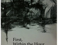 First, Within the Hour Cover Art