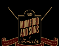 Mumford and Sons of Anarchy