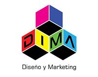 DIMA Logotype