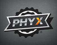 Phyx Logo Development