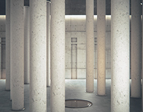 Crematory in Berlin Unreal Engine 4 Archviz