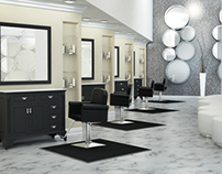 Salon Interior Designs