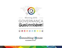 Identidade Visual MEETING GOVERNANÇA SUSTENTÁVEL