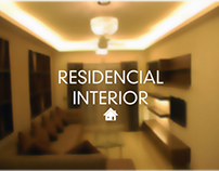 INTERIOR - RESIDENTIAL PROJECTS