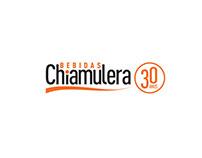 Redesign logo Bebidas Chiamulera