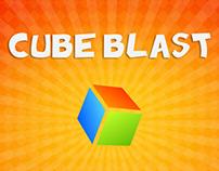 Cube Blast - Facebook Flash Game