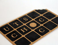 UTS Chocolate Society Membership Cards