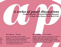 Type Talks Poster