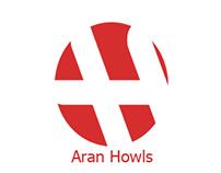 Aran Howls logotype