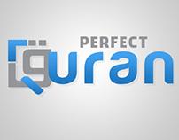 Perfect Quran - Logo